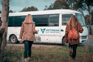 Yarra-Valley-Victorian-Bus-Charters-Two-Girls-Wine